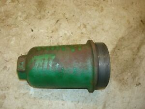 1966 Oliver 1650 Gas Tractor Hydraulic Oil Filter Canister Housing