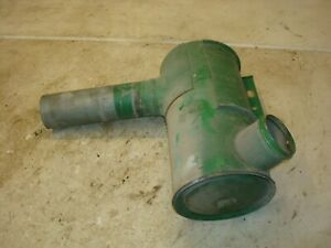 1966 Oliver 1650 Gas Tractor Air Cleaner