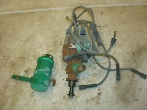 1966 Oliver 1650 Gas Tractor Distributor