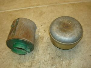 1966 Oliver 1650 Gas Tractor Pre Cleaner