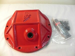 Rt Off road 8 25 Chrysler Heavy duty Differential Cover Rt20027 Red