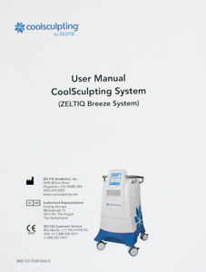 Coolsculpting System User Manual Quick Start Guide And Troubleshooting Guide