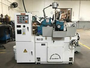 Palmary Max 12s Centerless Grinder With Dressers 2008