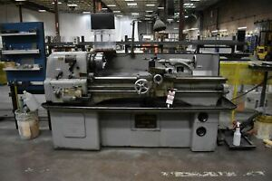 15 x48 Clausing Colchester Lathe 1960s