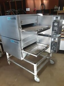 Lincoln Pizza Oven Gas Conveyor Oven Conveyor Oven 18 Belt Pizza Oven