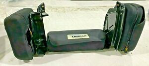 Physio Lifepak 15 Carry Case 11577 00002 With Back Pouch Used