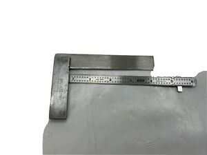 Moore Wright M w Precision Square No 400 4in Sheffield England engraved