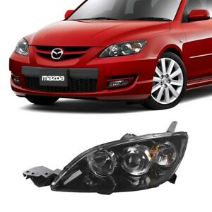 For 2004 2009 Mazda 3 Headlight Replacement With New Bulb Capa Certified Driver