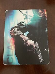 Call of Duty: Black Ops for Sony PlayStation 3 PS3 Steelbook Case Manual Disc $16.99