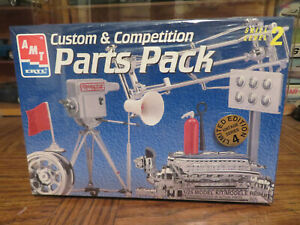 Amt Custom Amp Competition Parts Pack Sealed 125