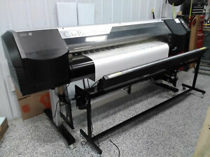 Seikow 64s 6 Wide Format Digital Color Printer Ip 182 Blower