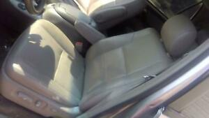 2005 2007 Toyota Sequoia Driver Lh Left Power Heated Gray Leather Bucket Seat
