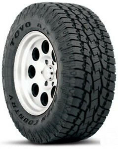 Toyo Open Country A T Ii Lt285 75r17 E 10pr Bsw 4 Tires