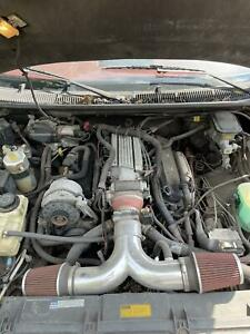 Complete Drop Out Engine Trans Buick Roadmaster Lt1 4l60 Tested Running