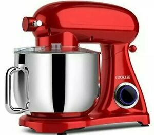 Cooklee 8 5 Quart Commercial Stand Mixer
