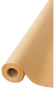 Brown Kraft Paper Jumbo Roll 17 75 X 1200 100ft Made In Usa Ideal For Gift