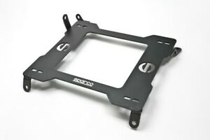 Sparco 600 Bases Seat Base Vw Golf jetta beetle 99 05 Right passenger Side