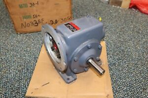 Winsmith Speed Reducer 4mct 30 1 Gear Box