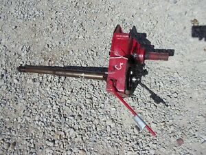 Farmall C Super C Ih Tractor Pto Power Take Off Assembly W Input Shaft