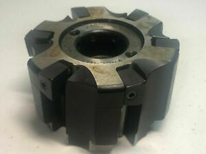Valenite Val u mil Vmc 82 0406r Indexable Face Milling Cutter 4