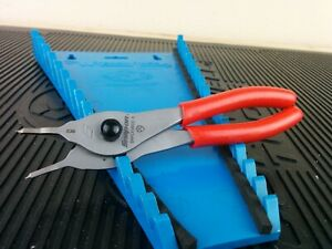 Al598 New 2021 Snap On Usa Red Quick Release Snap Ring Pliers Srpcr3800