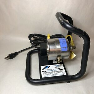 Pumpworks Mongoose Thruster Small Appliance Refrigerant Recovery System Works