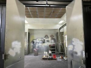 Col met Tsc 1612 20 psb Cross Flow Paint Spray Booth 2012