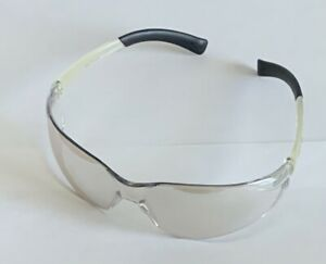Lot Of 4 Pyramex Ztek Safety Glasses Clear Mirrored Lens S2580s Free Ship