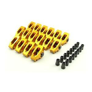 Roller Rocker Arms Big Block Chevy New Gold Color