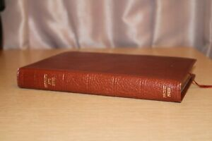 Prophets And Kings by Ellen White Illustrated Pacific Press Genuine Leather 1943 $99.90