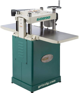 Grizzly Industrial G0890 15 3 Hp Fixed table Planer