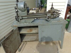 Craftsman 10 Inch Lathe With Bench Pn101 07383