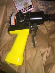 Stanley Id07 Hydraulic Impact Drill 7 16 With Quik Change Chuck