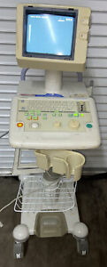 Toshiba Capasee Medical Diagnostic Ultrasound System Version 2 12