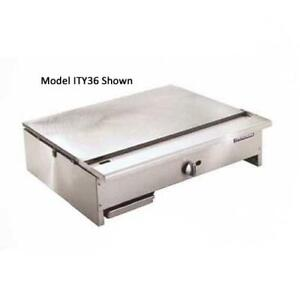 Imperial Ity 24 24 Teppan Yaki Griddle