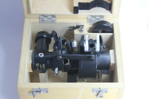 Lomo Au 16 Spectroscope Adapter Spectral Analysis Attachment