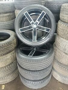 Dodge Challenger Rims And Tires