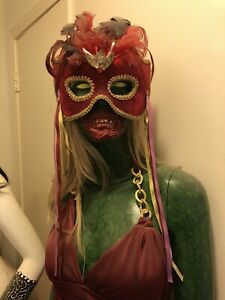 Scary Halloween Haunted House Prop Full Body Life Sized Fiberglass Mannequin