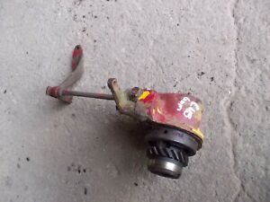 Farmall Cub Ih Rowcrop Tractor Original Engine Motor Working Governor Assembly
