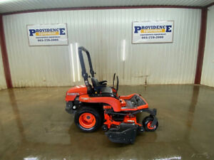 2011 Kubota Zg227 Zero turn Lawn Mower With Orops And A 54 Deck
