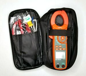 Extech Instruments Ma640 600a Ac dc True Rms Clamp Meter Ncv