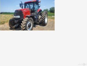 2013 Case Ih Puma 160 One Owner 19 Sp Power Shift 2200hrs 3pt Hitch Sun Roof