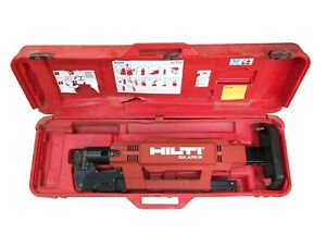 Hilti Dx a70r Powder Actuated Fastening Tool With Case