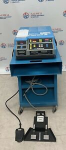Valleylab Force 2 Electrosurgical Unit With Cart And Foot Pedals
