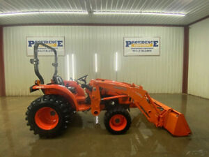 2014 Kubota L3200 Hst Tractor Orops Manual Quick Attach