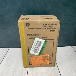 Ge Tf30rcp 30 Amp Air Conditioner Disconnect Open Box Item Genuine Ge Part