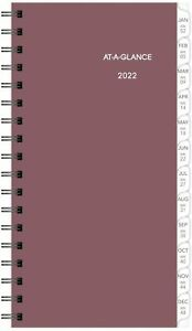 2022 At a glance 064 287 Weekly Planner Refill 12068 Day timer Size 2 New