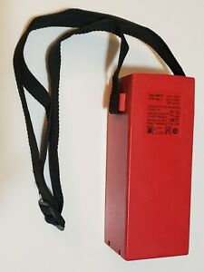 Leica Geb171 External Battery For Total Station And Gps holds Good Charge
