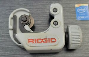 Ridgid Tubing Pipe Cutter 118 Great Condition