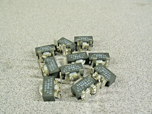 10 Sae Eco 28649 Switchmode 500nh 14a Inductors